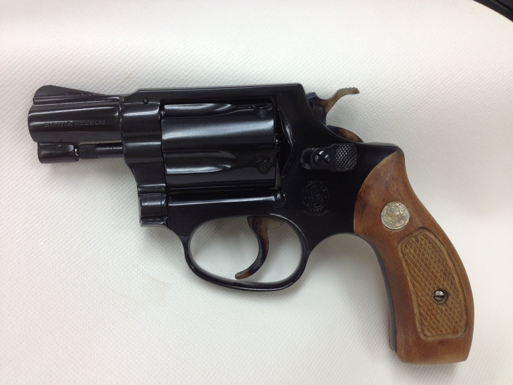 Deluxe Finish - S&W 28 Color Case by Turnbull Mfg.