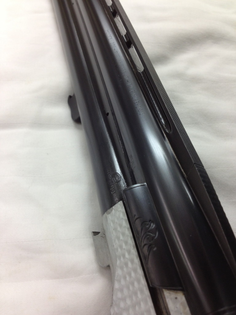 Slow Rust Blue - Winchester 101 O/U
